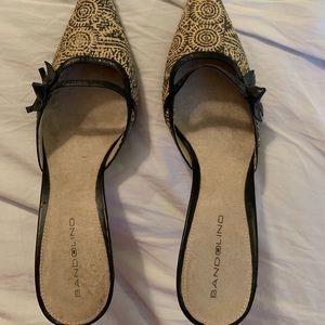 Never been worn Bandolino heels